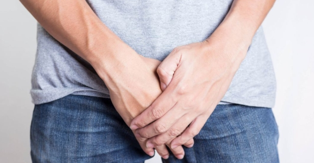 Prostata – objawy